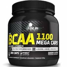 Olimp Nutrition BCAA Mega Caps 1100 300 caps