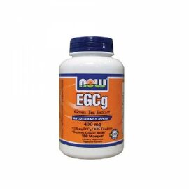 Now Foods EGCG 400mg 90 Veg Capsules