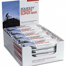 ENERGY SUPER BAR energiaszelet koffeinnel 20 db-os csomag