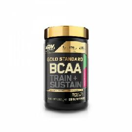 Gold Standard BCAA Train+Sustain kóla ízű