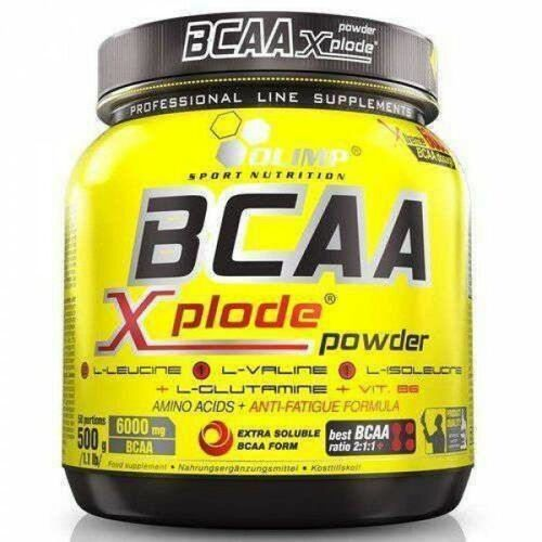 Olimp Nutrition BCAA Xplode powder 500g