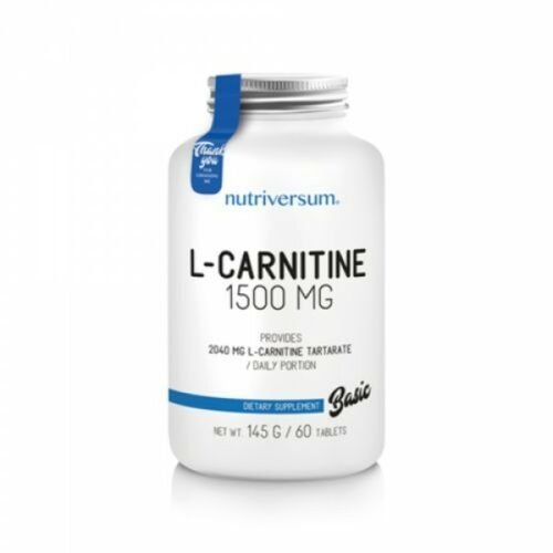 BASIC - L-carnitine 1500 mg