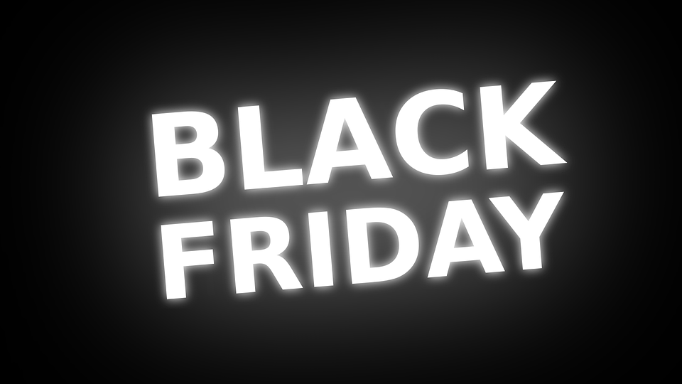 Black Friday a Fitwebshopban